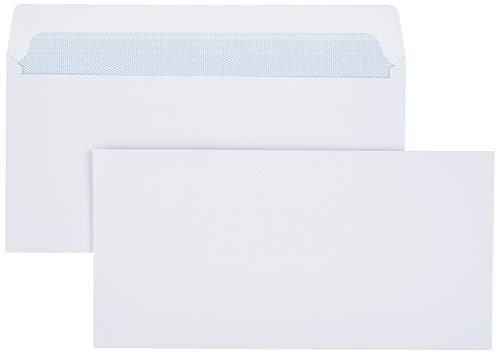 Indigo C6 114 x 162 mm blanc Self Seal Enveloppes Pack De 100