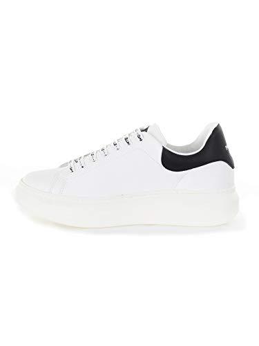 Gaelle Paris GBUA460 Sneakers Uomo Bianco 41
