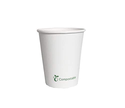 Vasos Desechables Biodegradables Marca Ecorigin