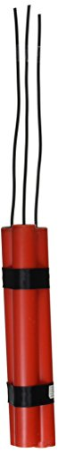 Rubie's Costume Co Fake Dynamite Costume, 2 Pack Red