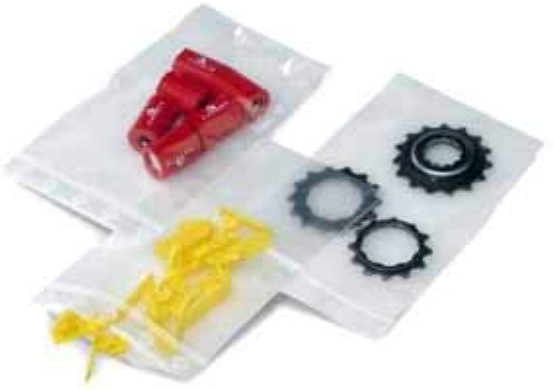 PE-Druckverschlussbeutel, 100x150mm, 100x150mm, 100x150mm, 50µ (BxL), transparent, (Breite  offene Seite), geeignet für Lebensmittel, 2000 Stk. B07H5T47WY    | Moderne Muster  418212