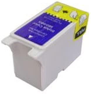 Remanufactured For Epson Inkjet for Stylus color 880, 880i, 888 (T019201, T019) Black Ink