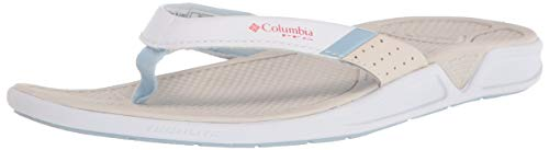 Columbia Damen Rostra PFG Sport-Sandale, Weiá (Weiß/Juicy), 37 EU