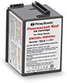 Original Pitney Bowes DM300c, DM400c, DM450c, DM475c 765-9 Postage Meter Red Ink … (single pack)