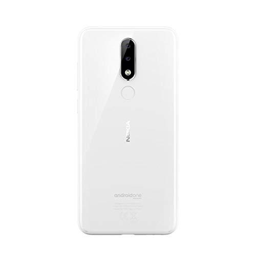 Nokia 5.1 Plus 3Go de RAM / 32Go Double Sim Blanc