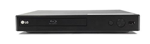 LG BP250 Blu-Ray Player (Upscaler 1080p, USB) Schwarz Bild