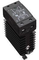 CRYDOM CMRD4865 SSR, DIN RAIL MOUNT, SPST-NO, 530VAC, 32VDC, 65A