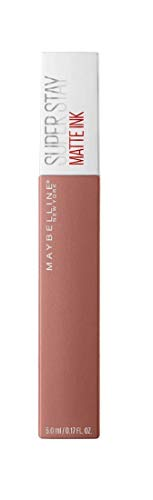 Maybelline New York Superstay Matte Ink, Pintalabios Mate de Larga Duración, Tono 65 Seductress