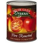 Muir Glen Crushed Fire Roasted Oz Ranking integrated 1st place 24x 5 ☆ very popular Tomato 28