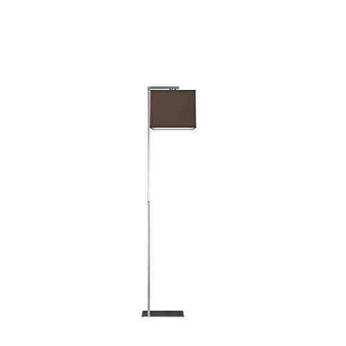 vloerlamp block block ? 30 cm - bruin