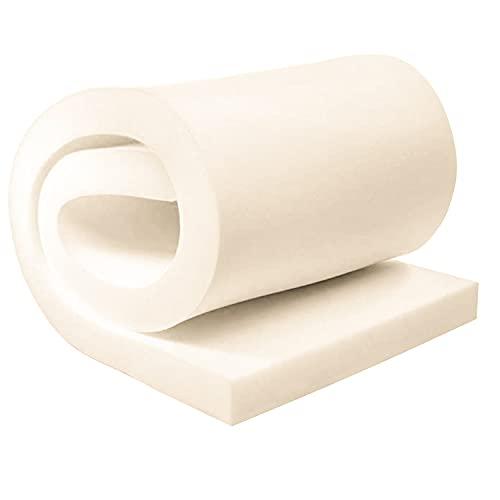 Startextile Cot Bed Memory Foam Mattress Topper 140 x 70 x 2.5cm