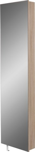 Germania 1189 Armario Giratorio Multiusos, Engineered Wood, Sonoma Roble repro, 50 x 195 x 18 cm
