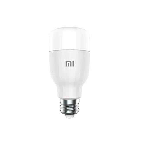 Xiaomi Bombilla inteligente MI LED SMART BULB ESSENTIAL WHITE AND COLOR - 9W - E27 - 950 LUMENES - 1700-6500K - WIFI - APP MI HOME