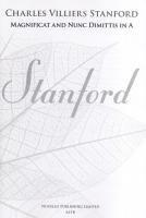 Stanford Magnificat & Nunc Dimittis in a