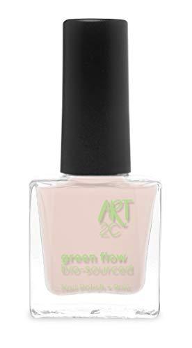 Art 2C 85% Bio-sourced Vegan Ultra-Pure Patented Nail Polish - veganer, ultra-reiner Nagellack, zu 85% auf biologischer Basis, 24 Farben, 9ml, Farbe: Coconut 23