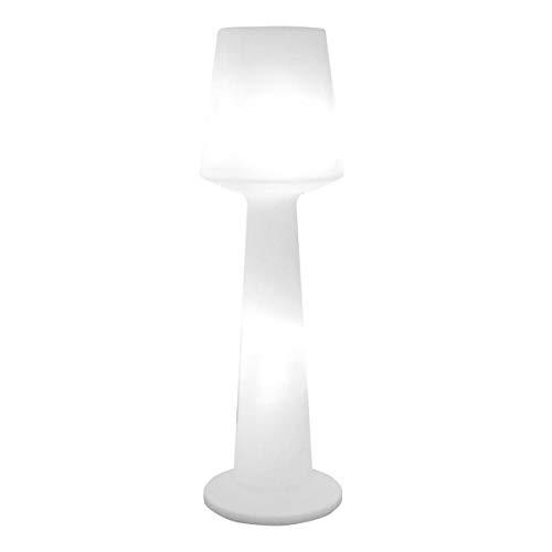 LUMISKY AUSTRAL C110 - Lámpara de pie, color blanco
