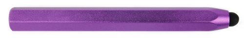"""DURAGADGET Stylet Tactile Violet pour Tablette Huawei Mediapad M3 8,4"""", MediaPad M2 10 et Panasonic Toughpad FZ-Q1 - Forme Crayon Ergonomique"""
