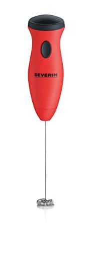 Severin SM 3591 Milchaufschäumer, rot