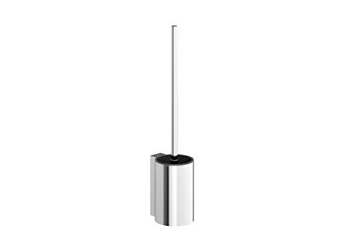 HEWI WC-Bürstengarnitur (bestehend aus Halter, Bürstenkopf, WC Bürste) zur Wandmontage, BxHxT 8,9 x 4,4 x 10,8 cm - 900.20.00040