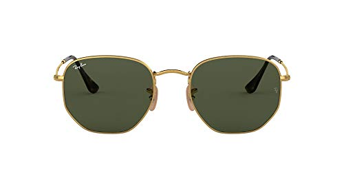 Ray-Ban Men 's rb3548 N hexagonal anteojos de sol