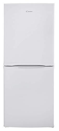 CANDY CSC1365WEN Static Freestanding Fridge Freezer, 173L Total Capacity, 55cm wide, White