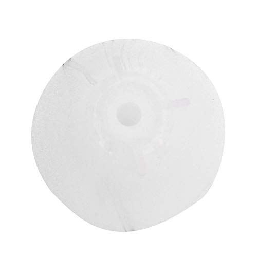 happyhouse009 Moule en Silicone époxy en résine coulée en Forme de Volcan, Moule en Silicone pour Vase de Bricolage, Silicone, Blanc