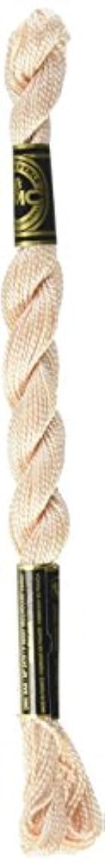 DMC 115 5-948 Pearl Cotton Thread, Very Light Peach, Size 5
