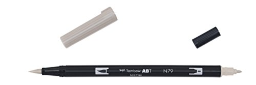 Tombow - Rotulador con doble punta