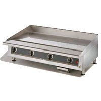 """Star 848TA Ultra-Max Throttling Thermostat 48"""" Gas Griddle"""