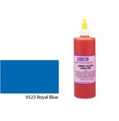 10.5 Oz Bottle Royal Blue Liqua Gel Colors ~ Cake Accessory ~ New!!!
