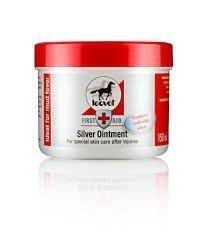 Leovet LEO3195 Silver Ointment für Pferde und Ponies 150ml - Keimtötend Effekt & Unterdrückt bakterienwachstum - Ideal für Mauke - Enthält Kolloidales Silber