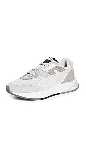PUMA Select Men's Mirage Sport Sneakers, Steel Grey/Grey Violet, 11 Medium US