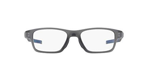 Oakley 8117, Monturas de Gafas para Hombre, Gris (Satin Grey Smoke), 50