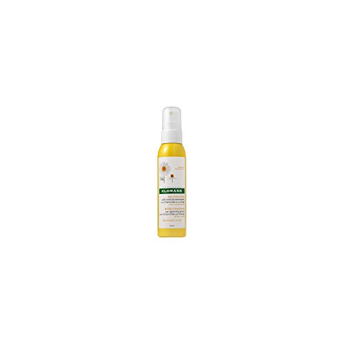 Klorane Sun Lightening Spray with Chamomile & Honey, Natural Controlled Highlights, Paraben,...