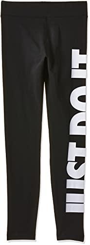 Nike NSW ESSNTL LGGNG JDI HR, Noir/Blanc, M