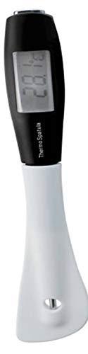 Utilhom Digitales Küchenthermometer Pfannenwender, -50°C bis 300° C-Measures in Grad Celsius oder Fahrenheit