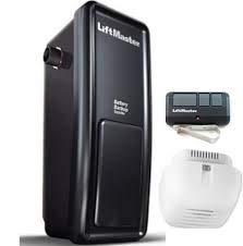 8500 Liftmaster Elite Series myQ Enabled Garage Door Opener Includes 2-Remotes…