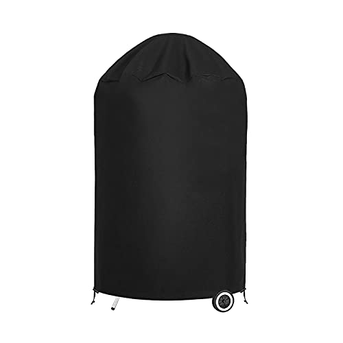 Grill Cover for Weber Charcoal Kettle, 26 Inch BBQ Grill Cover, Heavy...