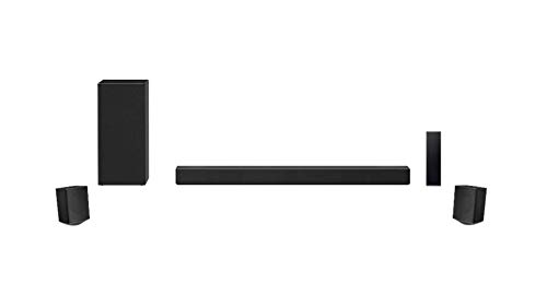 LG SN7R 5.1.2 Channel High Res Audio Sound Bar with Dolby Atmos and...