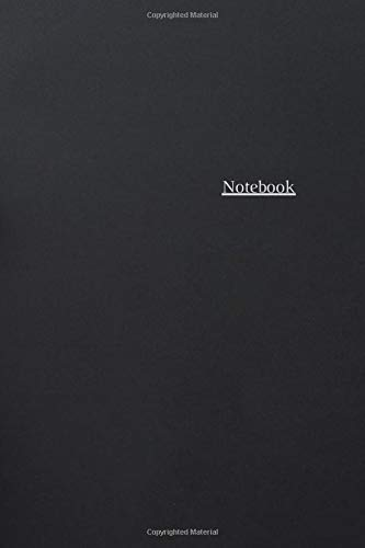 Notebook: Lined Notebook Journal - Ideal for Camera Lovers, Cameras On Black Background: 100 Pages - Large (8.5 x 11 inches) - White Paper
