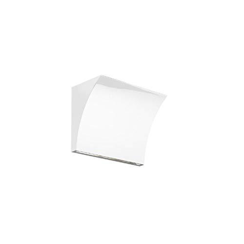 FLOS - Wandleuchte Flos Pochette Up/Down LED - Weiß