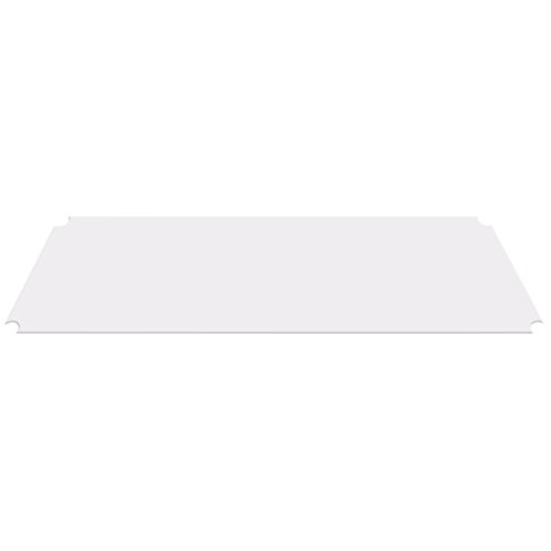 Akro-Mils AW1236LINER 12-Inch X 36-Inch Clear Shelf Liner for Chrome Wire Shelf 4-Pack
