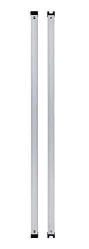 Ferrino 97265 Barres de stabilisation pour lit de Camp, en Aluminium, 60 cm
