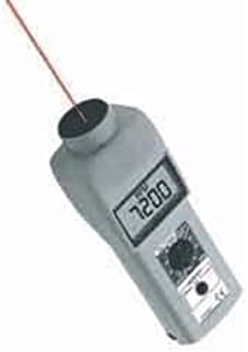 Shimpo DT-205LR-S12 Contact/Noncontact Tachometer ()