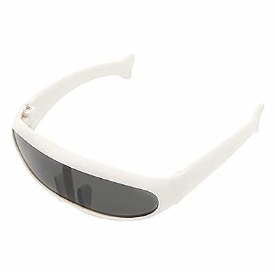 YUEXING Hunde Sonnenbrille Haustiere UV-Schutz Eyewear Nette lustige Cosplay Spielzeug Kostüm Fotos Requisiten für Welpen Doggy Cat,Grün