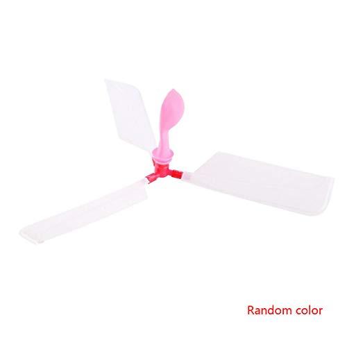 Floridivy Funny Balloon helikopter vliegen Buiten Spelen Educational Kids Kinderen speelgoed kleur willekeurige