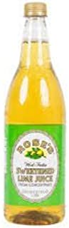 Roses Juice Lime Pet 25 Oz (Pack Of 6)