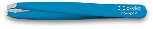 3 Claveles 12281 - Pince à épiler inoxydable, crabe 9 cm