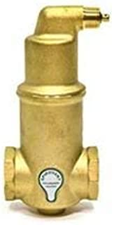 Spirotherm Air Eliminators VJR-125 Hydronic Spirovent Junior Air Eliminator