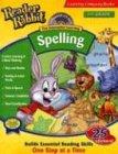 Reader Rabbit Spelling 1st Grade: Fun Interactive Learning Workbook with CDROM and Sticker (Reader Rabbit Workbook)
